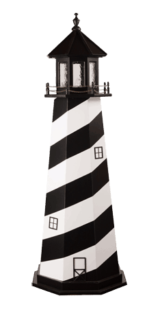 Cape Hatteras Wooden Lighthouse