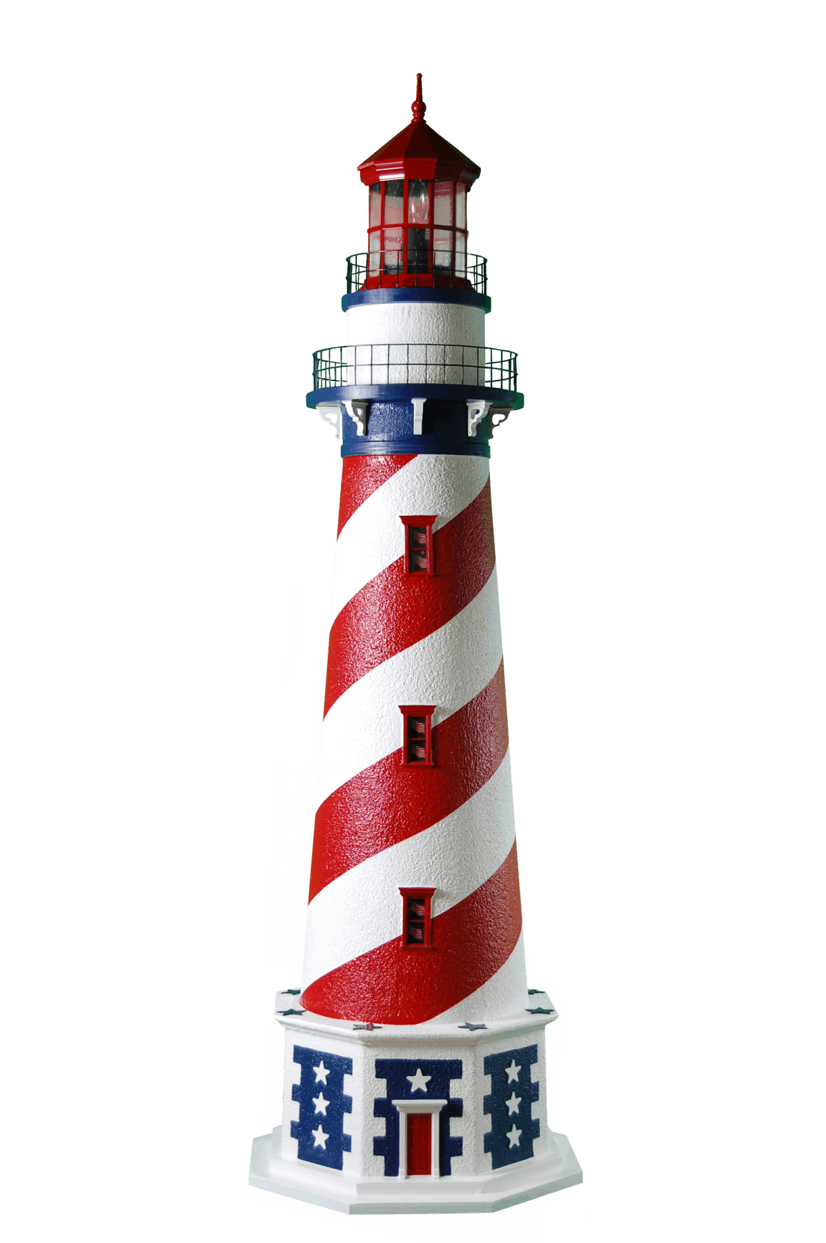 American Deluxe Lawn Lighthouse