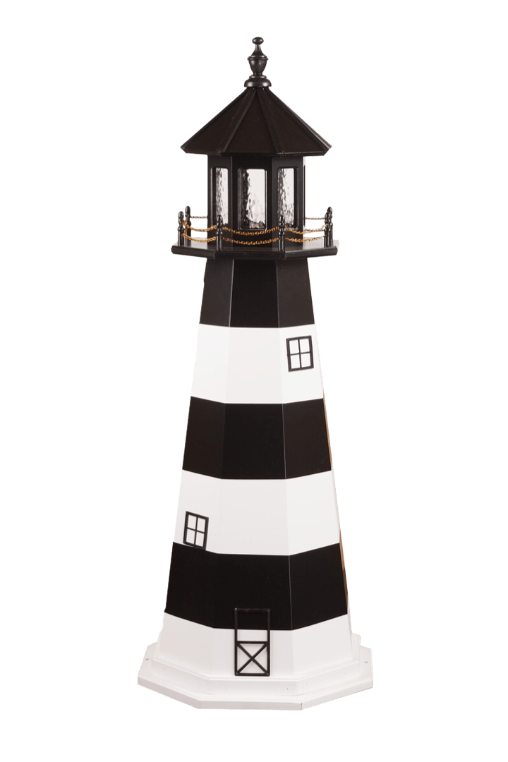 Bodie Island Wooden Lighthouse