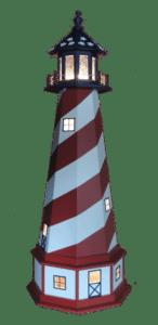 Patriotic Hybrid Lighthouse