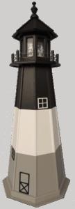 Oak Island Polywood Lighthouse