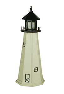 Wooden Split Rock Lighthouse