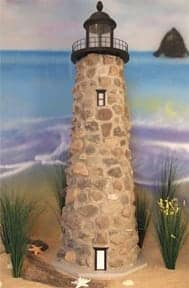 Stone Lawn Lighthouses for your Lawn