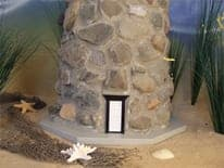 Stone Lawn Lighthouses for your Yard