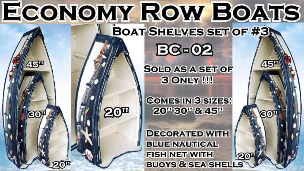 Economy Row Boats Row Boats BC-02