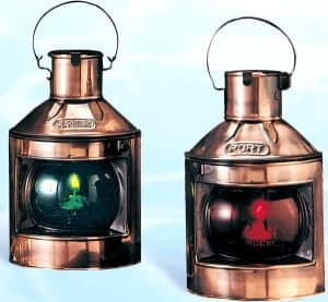 Nautical Lanterns Maritime Lights - Port & Starboard Lanterns IL-835