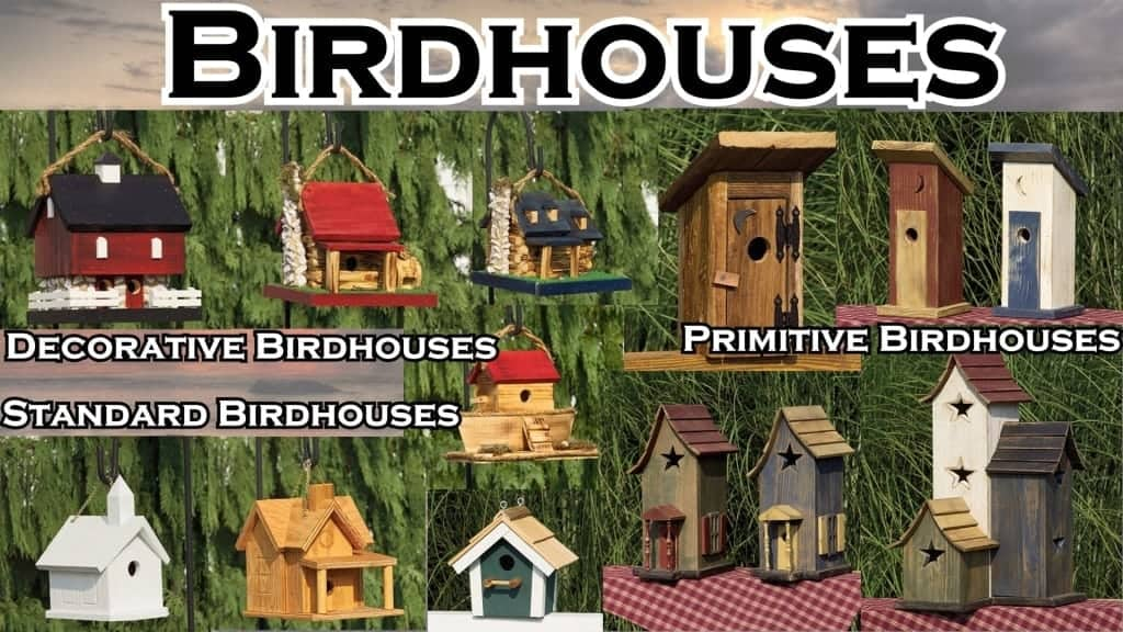 Birdhouse for your Lawn and Garden