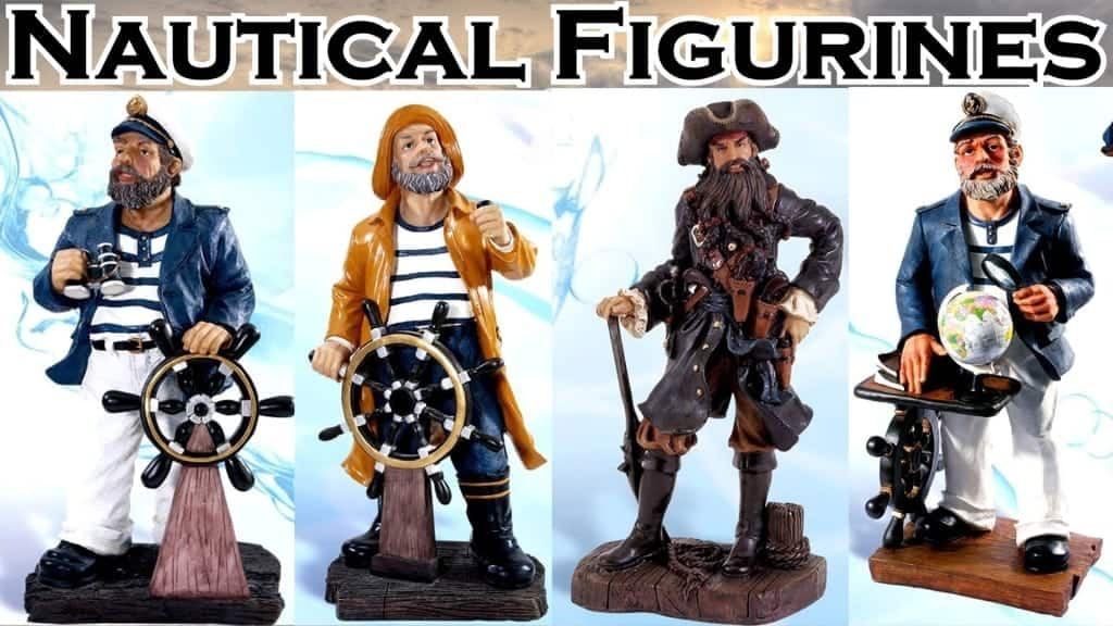 Nautical Decor - Nautical Figurines