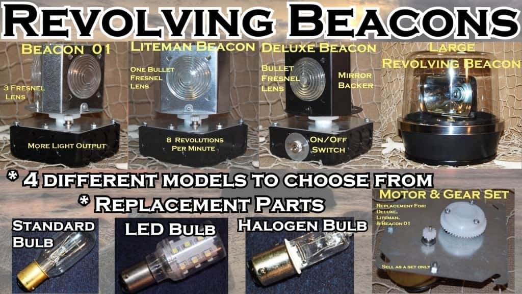 Lighthouse Lighting Options The Lighthouse Man