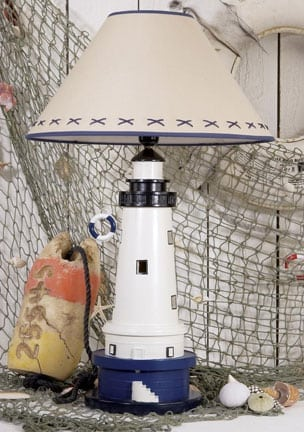 Decorative lighthouse lamps the lighthouse man lighthouse lamps lm 349 mozeypictures Choice Image
