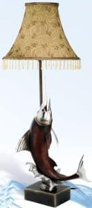 Swordfish Lamp LM-645