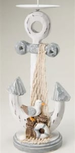 Anchor Candle Holder MP-681
