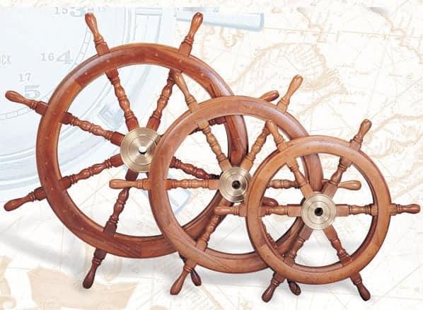 Deluxe Class Ship Wheels