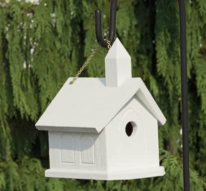 Standard Birdhouses - Church Birdhouse TO-3002