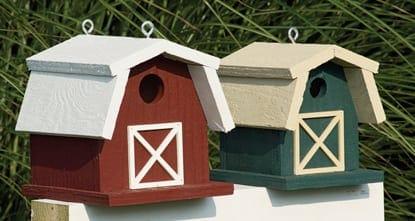 Handmade Standard Birdhouses The Lighthouse Man