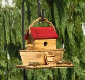Decorative Birdhouses Noah S Ark Birdhouse To 3010
