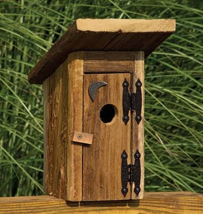Handmade Standard Birdhouses The Lighthouse Man