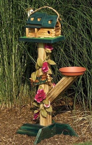 Decorative Birdhouses Bed & Breakfast on Post TO-3020