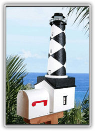 Cape Lookout Mailbox