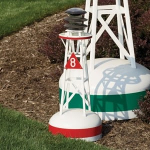Ornamental Buoys - Ornamental Lawn Bouys Small Buoy