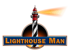 How I got started - History of Lighthouse Man