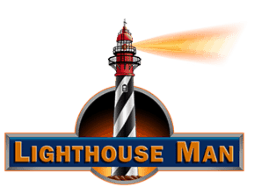 Why Buy your Lawn Lighthouse From The Lighthouse Man