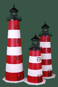 Assateague Lighthouse - Eline Stucco