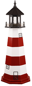 Assateague Lighthouse - Wooden