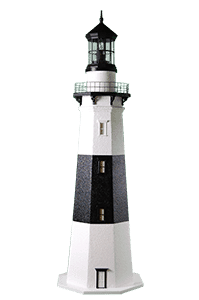 Montauk Lighthouse - Deluxe Stucco