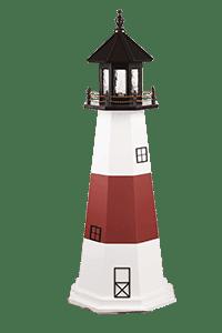 Montauk Lighthouse - Wooden