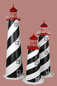 St. Augustine Lighthouse E-Line Stucco