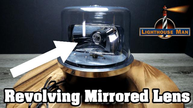Large Rotating Beacon