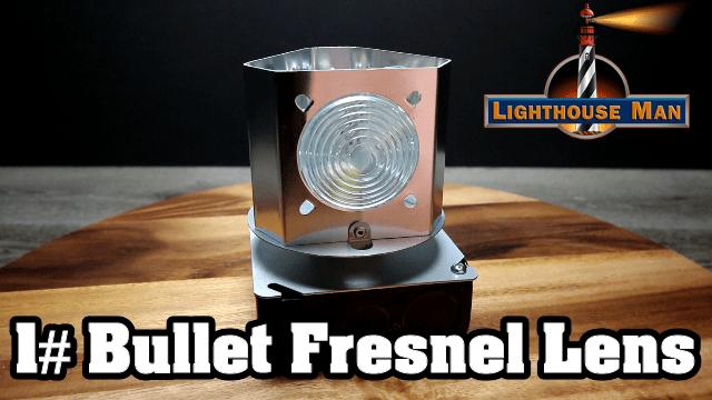 Liteman Beacon Fresnel Lens