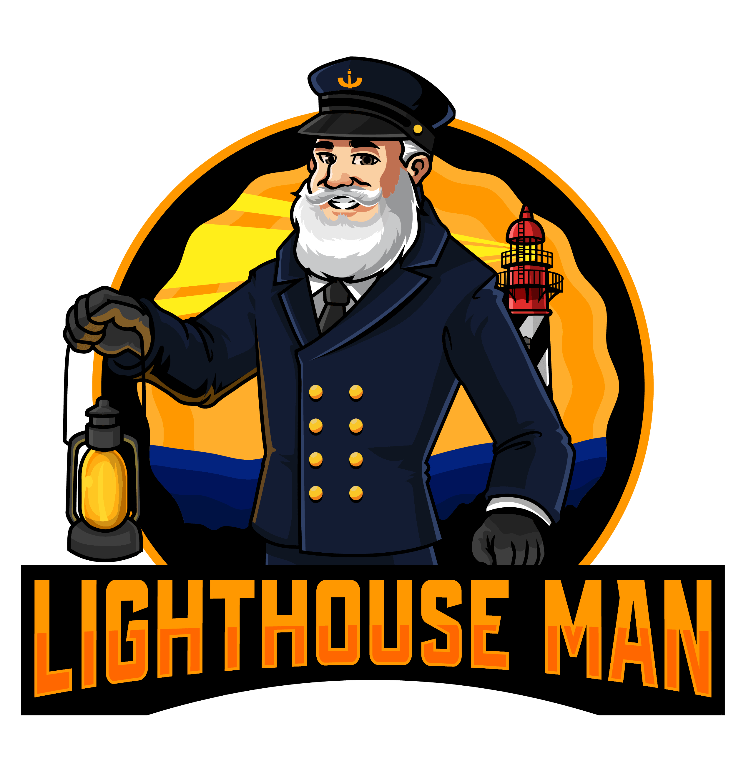 Lawn Lighthouses
